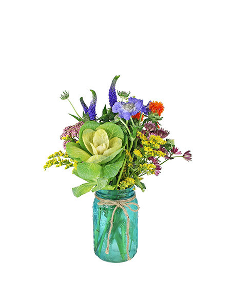 Country Cottage Bouquet 030A625-6401