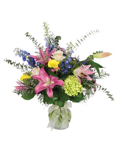 Enchanted Garden Bouquet 030A616-6401