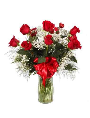 Premium Long Stem Roses 030A103-6401
