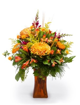 Expressions of Autumn Bouquet