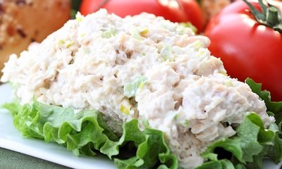 Chicken Salad (per lb)