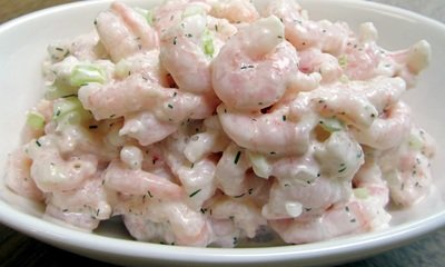 Shrimp Salad (per lb)