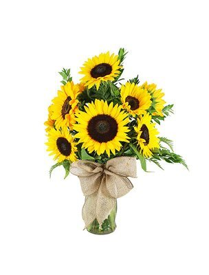 Sunny Day Deluxe Bouquet