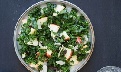 Adams Own Fresh Kale Salad (per lb)