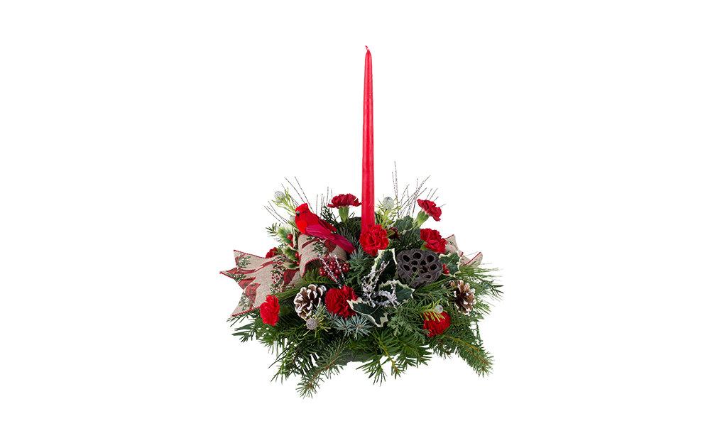 Cardinal Christmas 030A221-6401