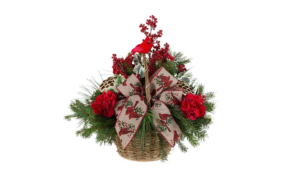 Cardinal Basket 030A222-6401