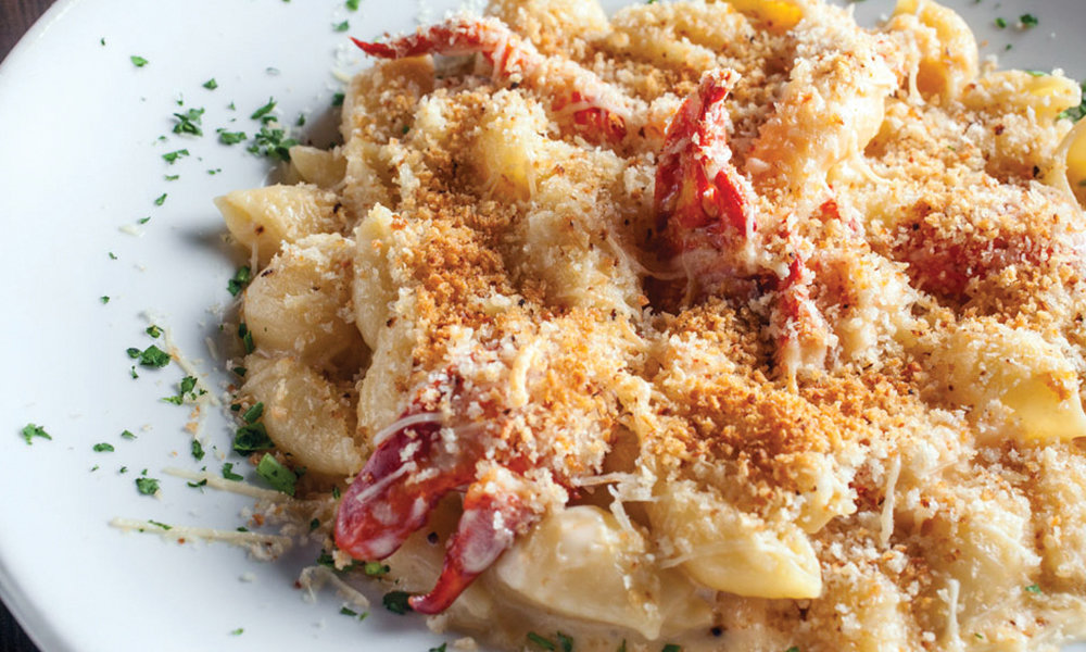 Lobster and Shrimp Macaroni & Cheese 091A003-6927