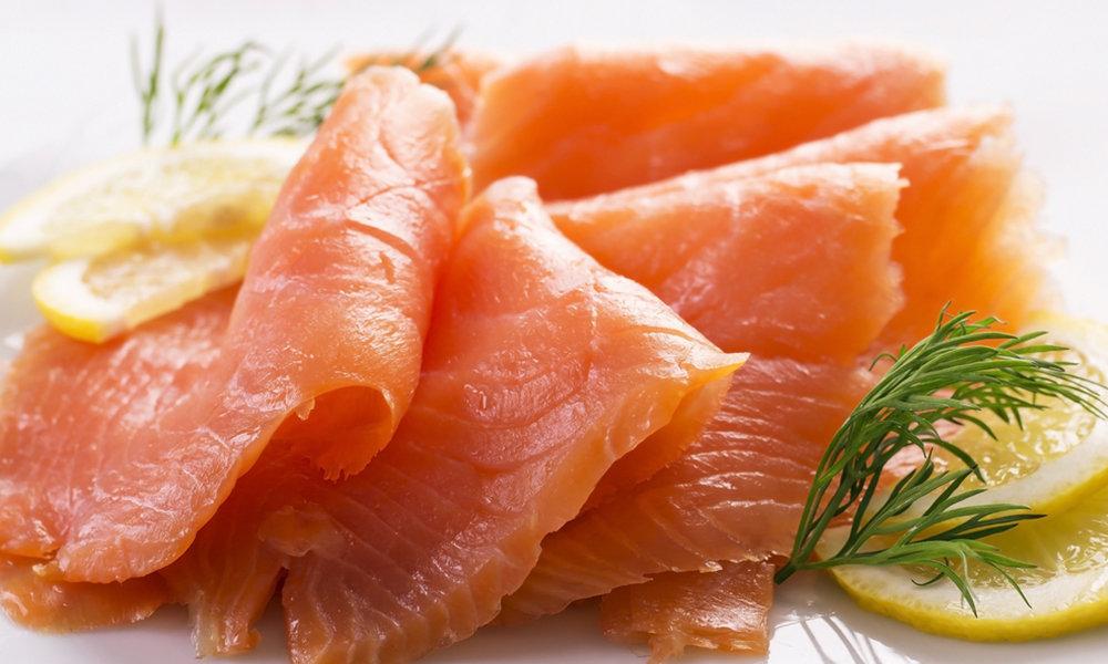 Smoked Salmon Platter 091A005-6928