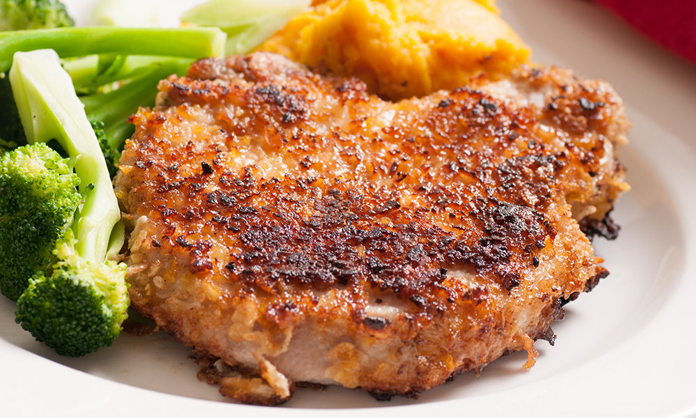Breaded Pork Chops 063A082-6860
