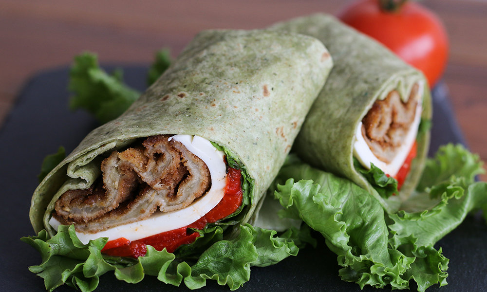 Healthy Wrap Platter 082A034
