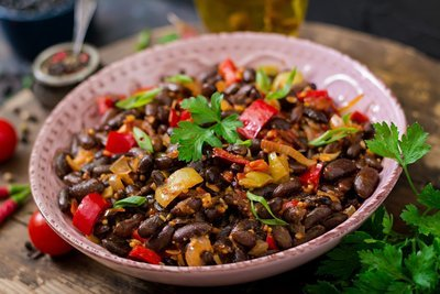 Black Bean Salad (per lb)
