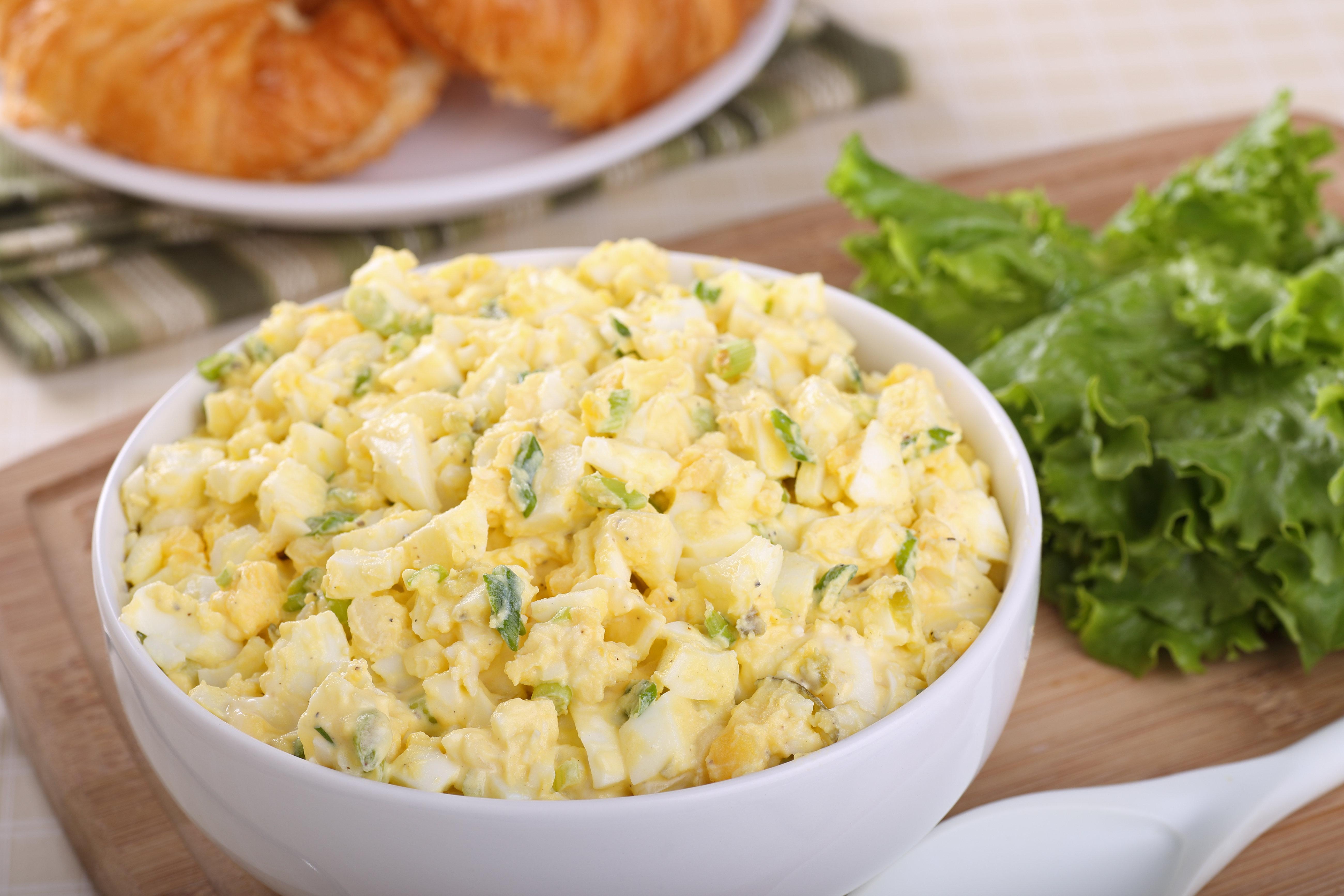 Egg Salad (per lb) 084A033-6910