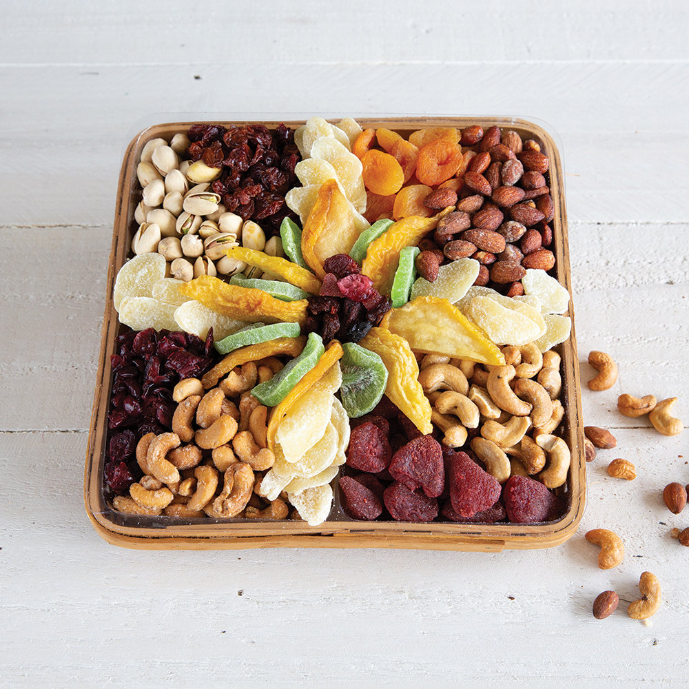 Dried Fruit & Nut Tray 040A48-6449
