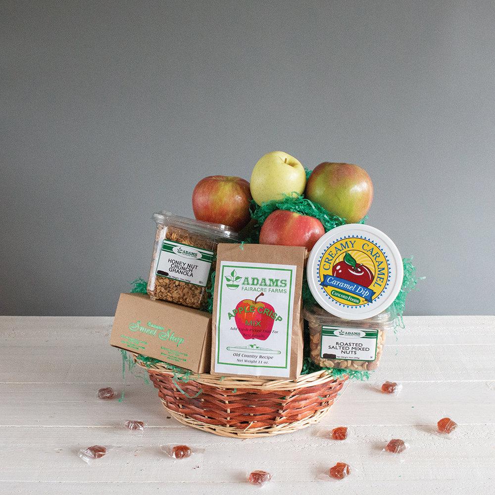 Fall Harvest Basket 040A55-6460