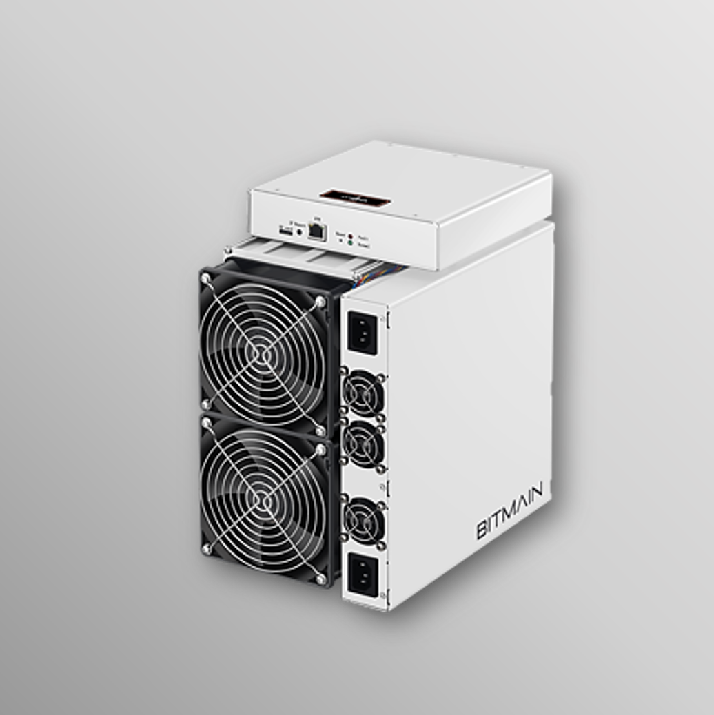 Antminer T17+ 58TH/s PSU included (Spots)