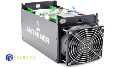 Antminer S5 1150GH/s 28nm ASIC Bitcoin Miner