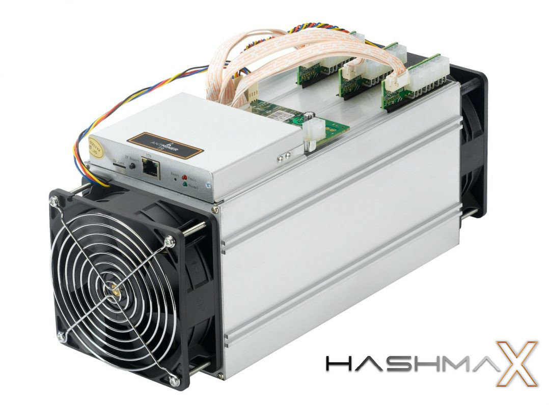 Antminer S9 Trial / 30 Days / 24-Hours per Day