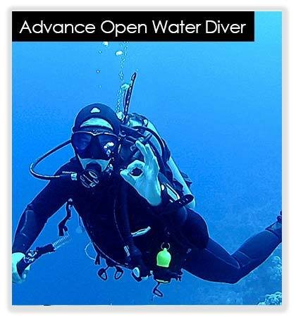 Advanced Open Water Diver 10080(base)