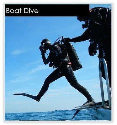 2 Boat Dives