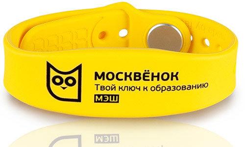 Браслет Москвёнок Пифагор NEW жёлтый