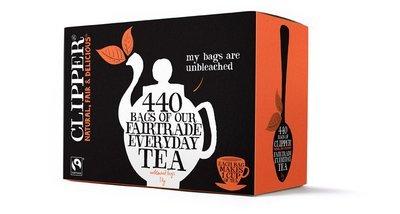 Fairtrade Everday One Cup Tea Bags (1 X 440)