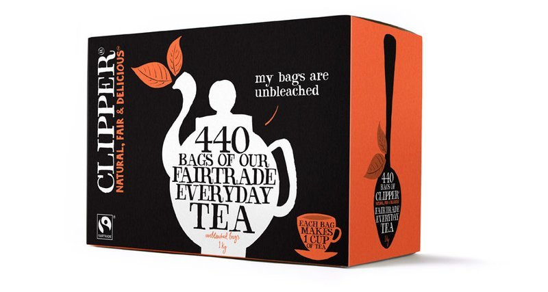 Fairtrade Everday One Cup Tea Bags (1 X 440)