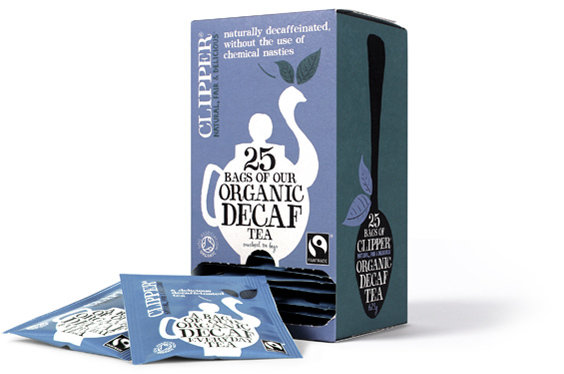 Clipper Organic Decaf (25 X 6)