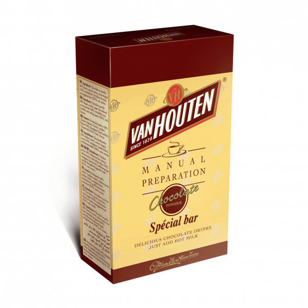 Van Houten Special Bar Hot Chocolate (1 X 1Kg Add Milk)