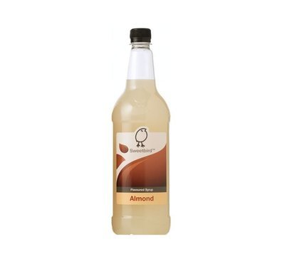 Syrup Almond Sweetbirds (1 Litre)