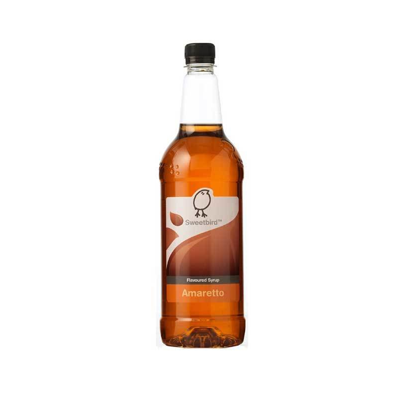 Syrup Amereto Sweetbirds (1 Litre)
