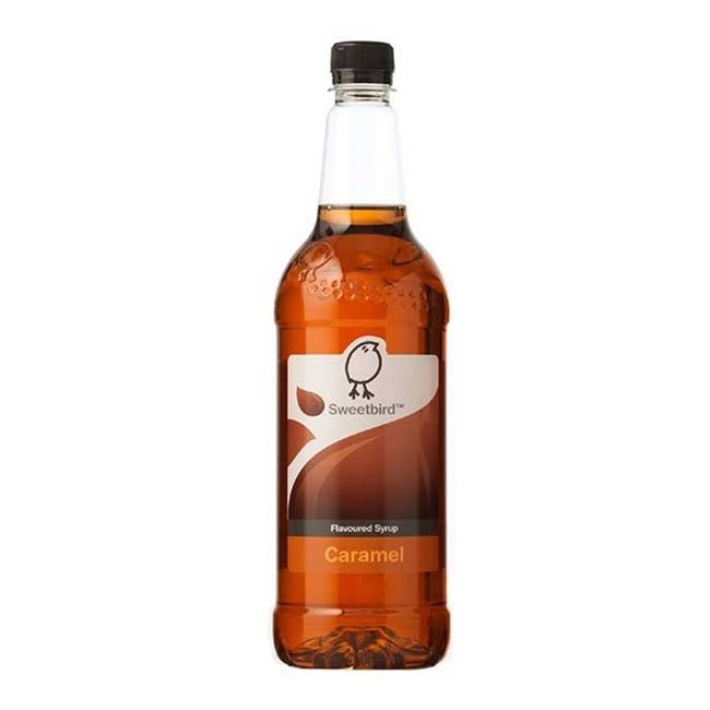 Syrup Caramel Sweetbirds (1 Litre)