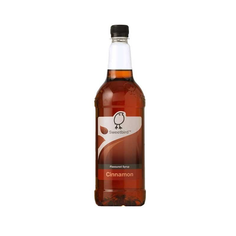 Syrup Cinnamon Sweetbirds (1 Litre)