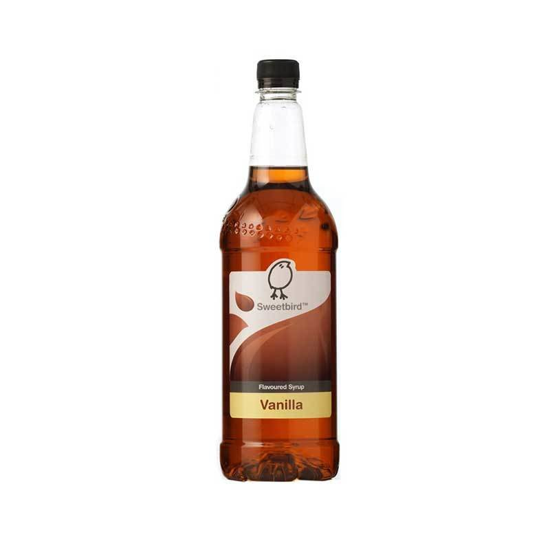 Syrup Vanilla Sweetbirds (1 Litre)