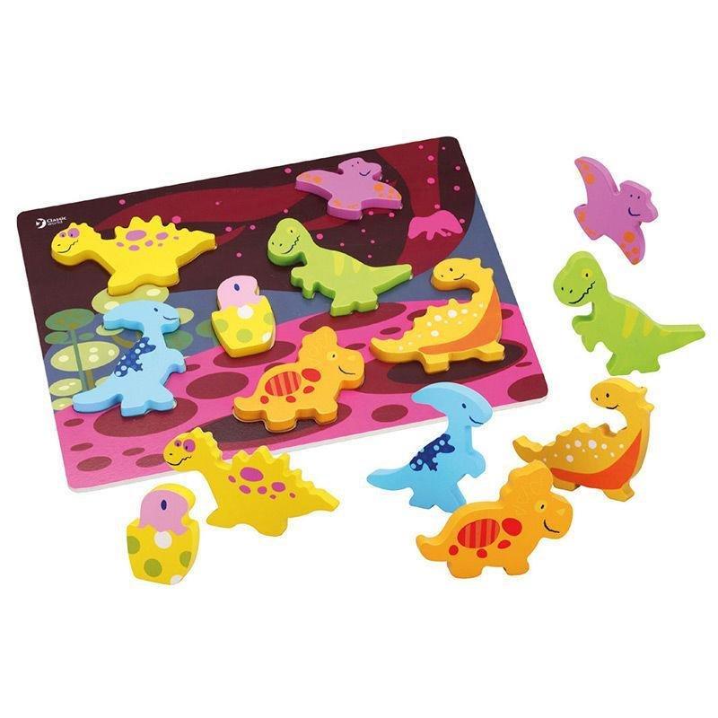 DINOSAUR 3D PUZZLE