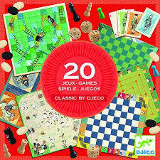 Djeco 20 GAMES