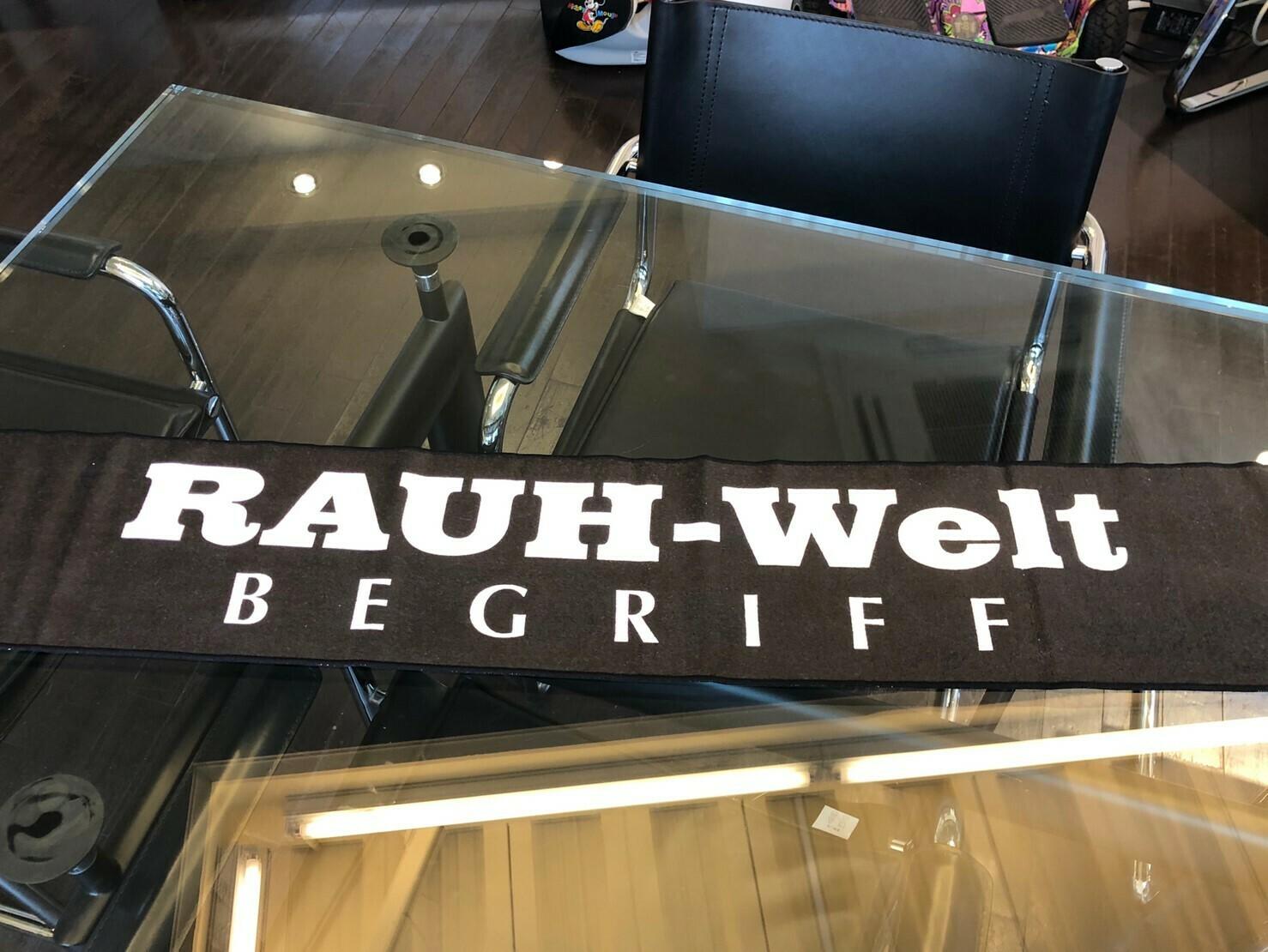 RAUH-Welt Banner Towel