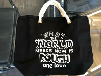 ROPE TOTE BAG Size:M