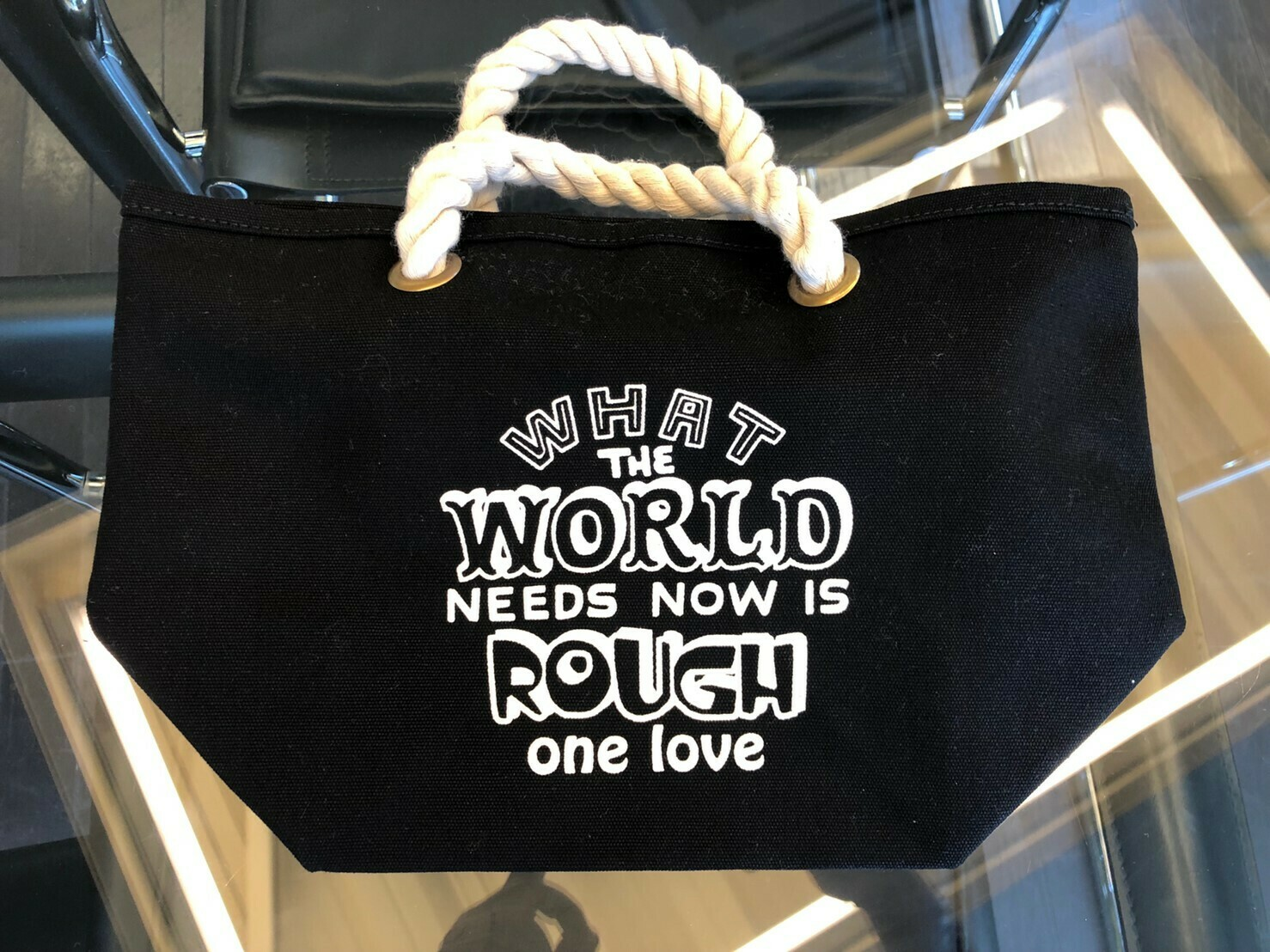 ROPE TOTE BAG Size:S
