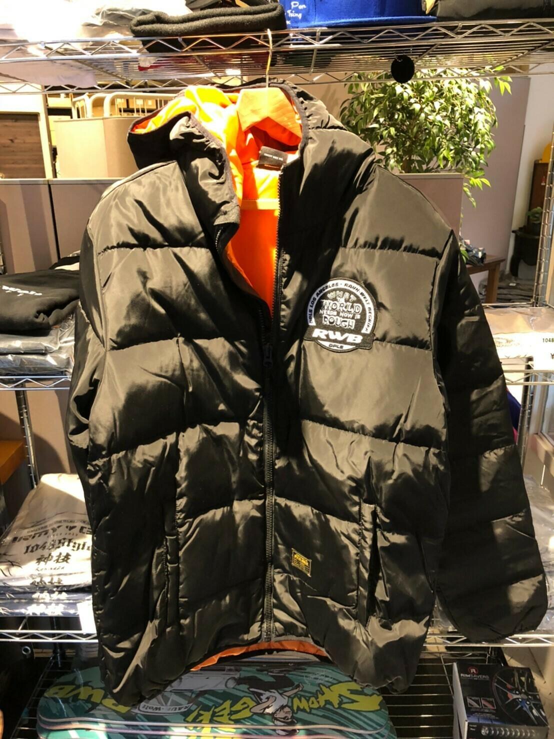 DEEP×RWB Down Jacket (Black)