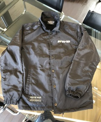 DEEP×RWB Porsche Coach Jacket
