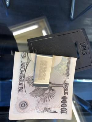 DPLS×RWB HEAVENLY MONEY CLIP