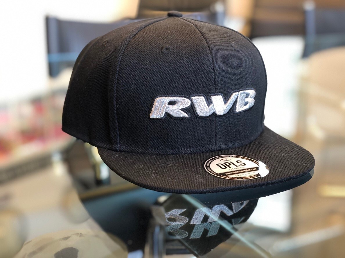 DPLS×RWB SNAPBACK CAP