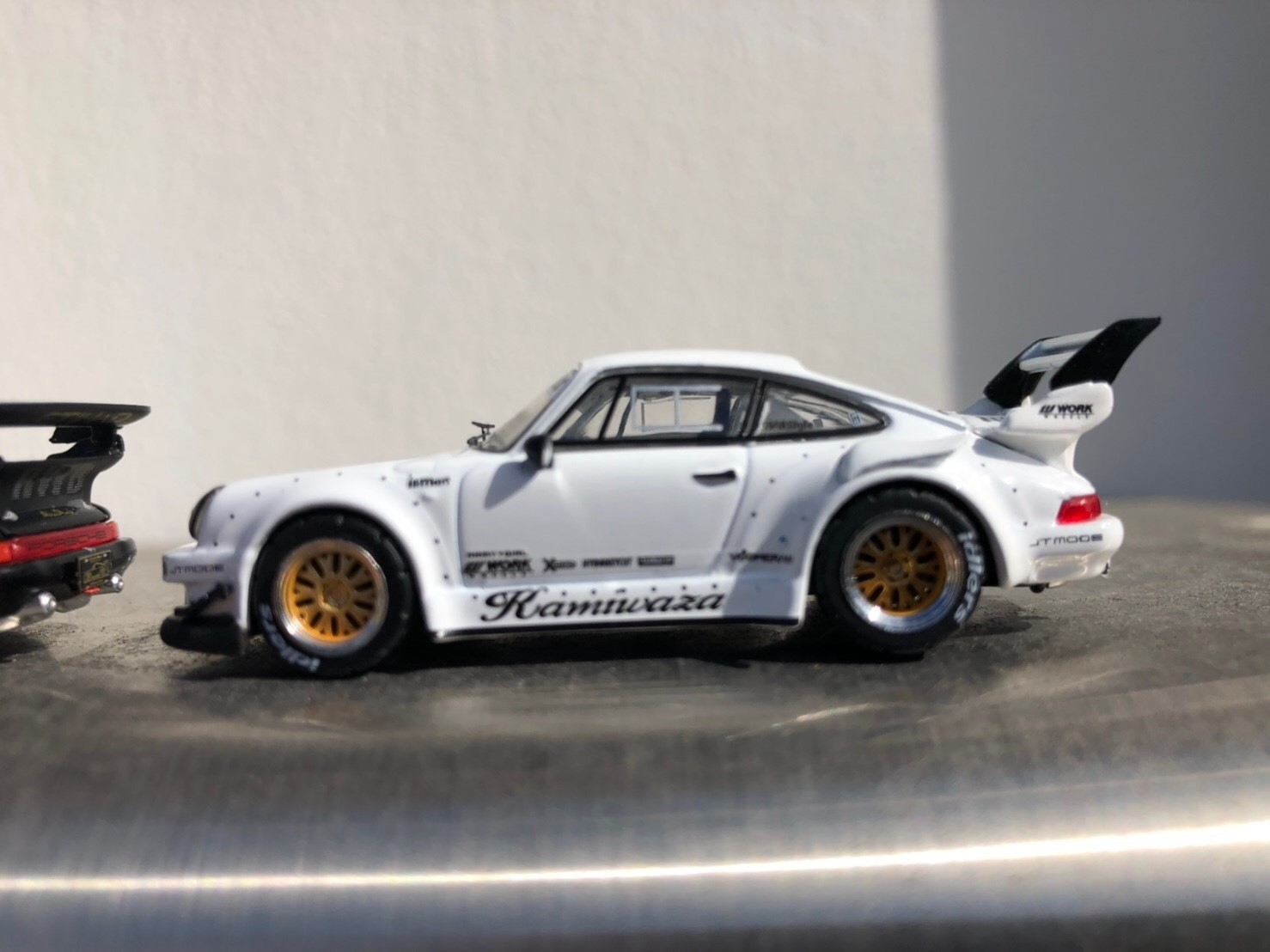<Up to 1 item per person>Tarmac Works 1/64 RWB  930 White