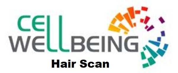 Cell Wellbeing Hair Scan Analysis (Hard Copy & Digital  Report)