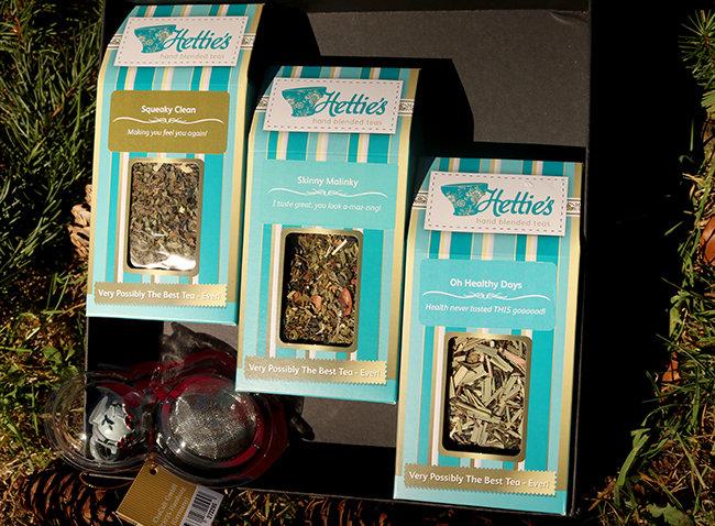 Hettie's Heavenly Healthy Collection