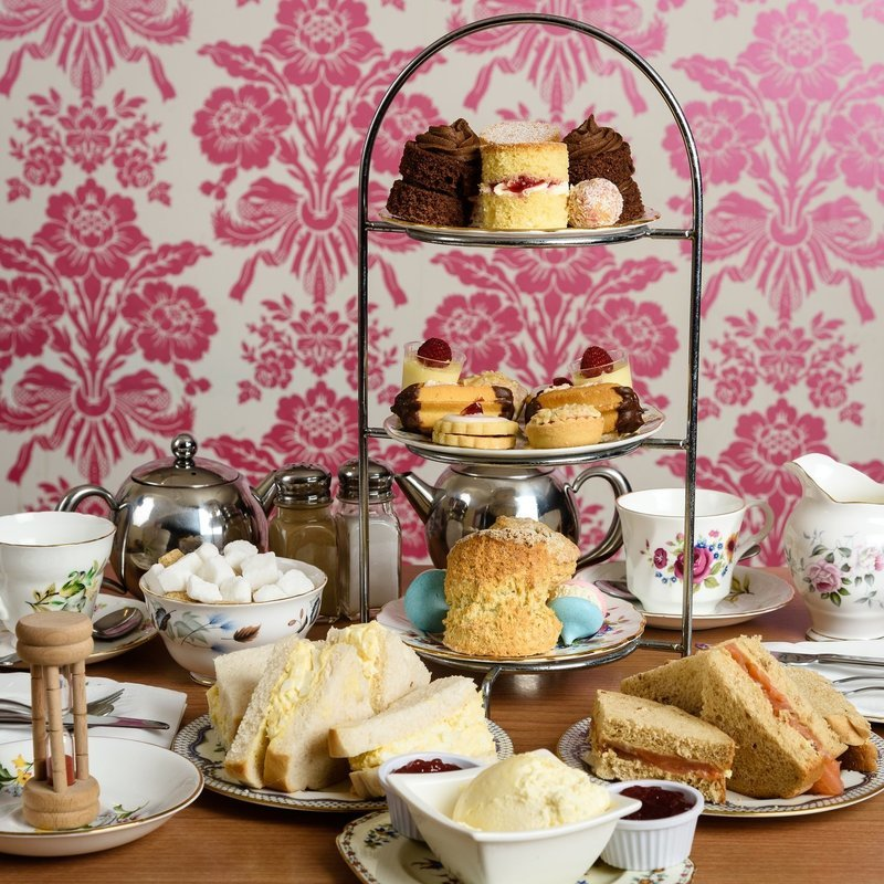 ❄️Snowy Saturday Sale❄️ Afternoon Tea For Two Voucher
