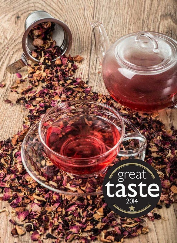 Pucker Up Lover - Loose Leaf Infusion Tea - 8g