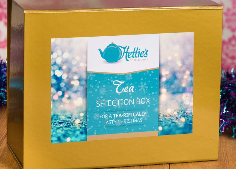 Hettie's Tea Christmas Selection Box