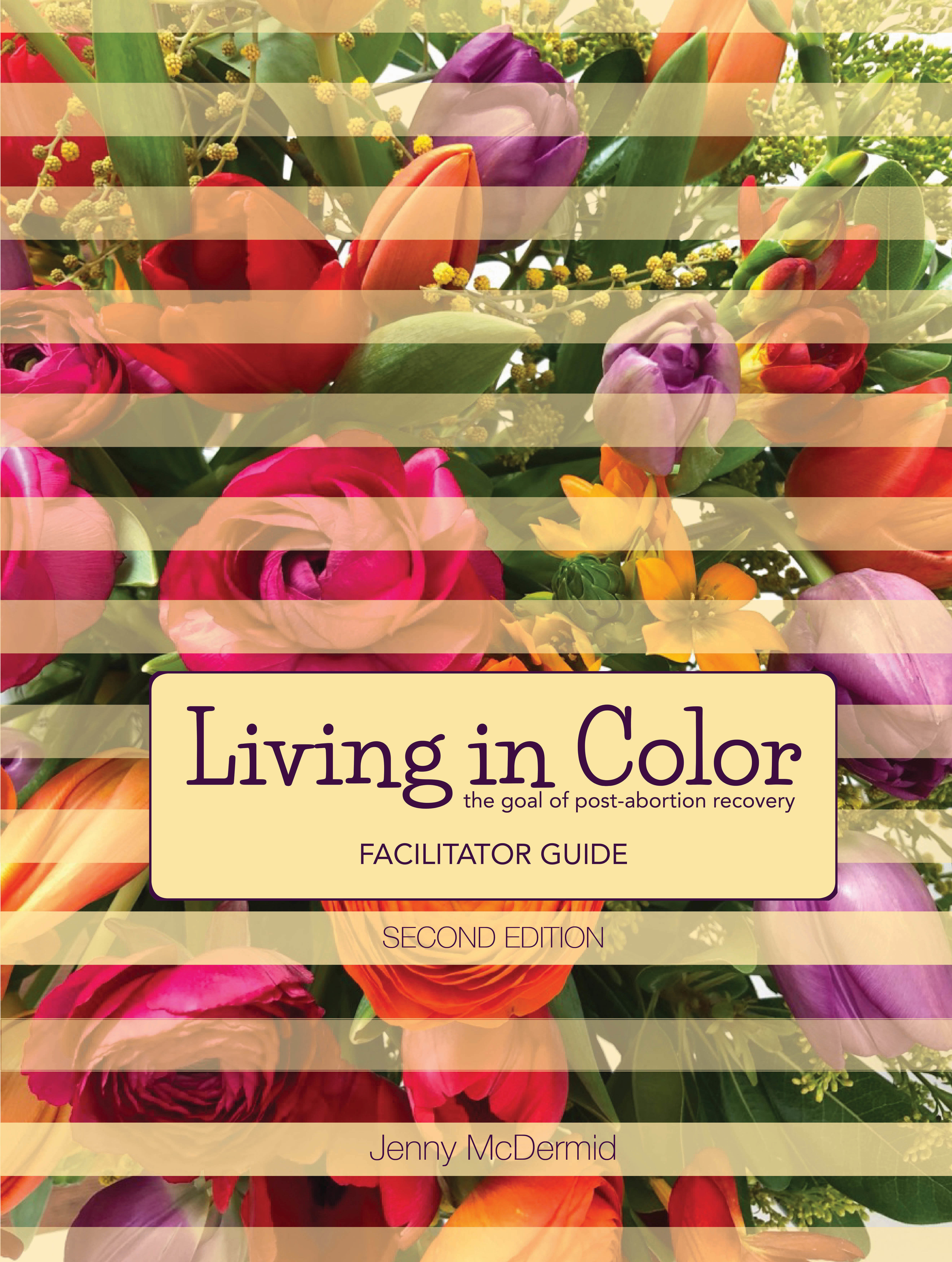 Living in Color Facilitator Guide - 2nd Edition PDF (download) 00004