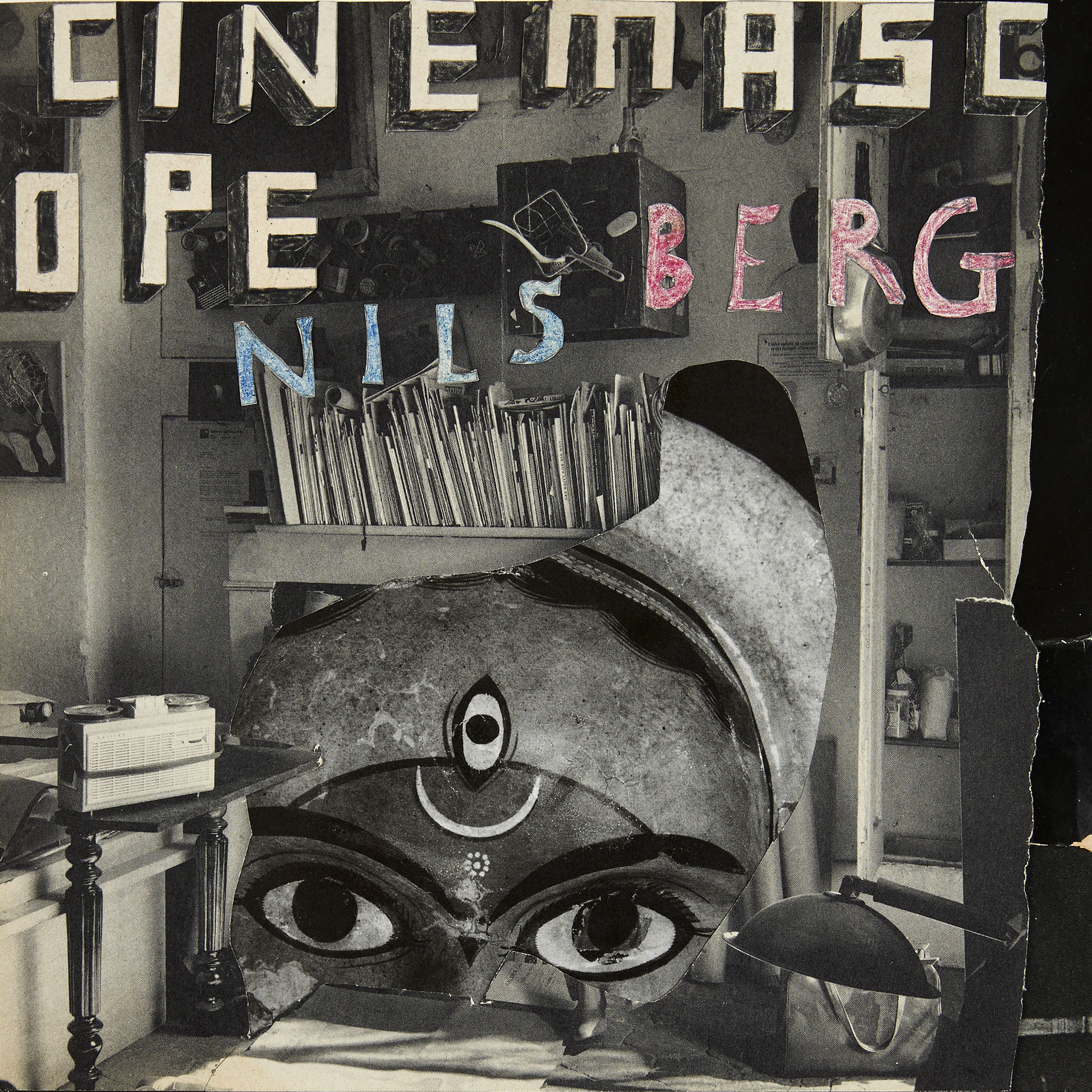 "Nils Berg Cinemascope - ""Searching For Amazing Talent From Punjab"" CD 00002"